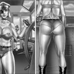 Captain – MilftoonBeach