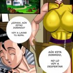 Chichi Mother Love – Dragon Ball Z
