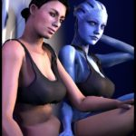 Close Quarters – Mass Effect