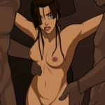 Azula in the Boiling Rock – Avatar